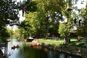 Parques Multiaventura