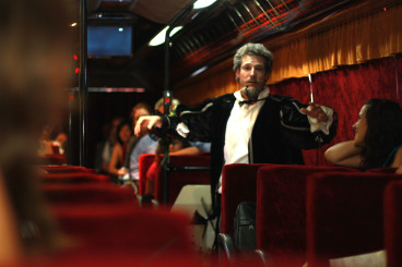 Teatro Bus, una aventura teatral sin precedentes
