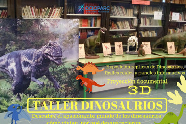 Taller de Dinosaurios