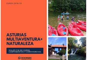 Campamentos Multiaventura + Naturaleza.